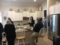 Touring homes in Buda and Kyle with some great local agents! We got to see beautiful homes in Plum Creek, Ruby Ranch and Leisurewoods.