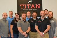 Titan Roofing & Exteriors is a veteran-owned, GAF-certified roofing contractor. Take advantage of our $250 military discount for roofing & siding services.