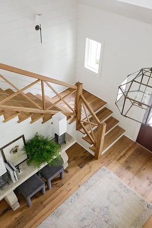 Our stair services include installing and refinishing hardwood stair treads, risers, hand rails, and spindles.  We also offer hardwood floor and sub-floor repairs in the Nashville area. This includes tearing out and replacing individual boards, leveling sub-floors, and assessing gaps and other problems.
