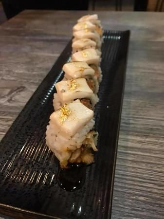 We offer sushi, sake, sashimi, ramen alcohol, wine, and entrees at a price point that can not be beaten for Chicago sushi.