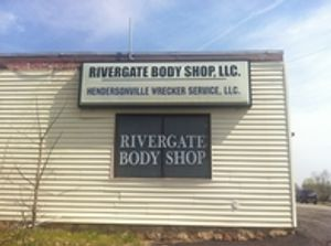 Family owned and operated body shop.
