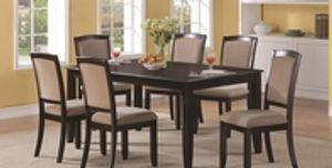 Dining room furniture rental.