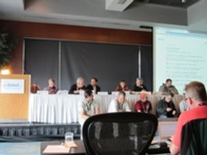 Panel at Local University Advanced in Seattle 2012