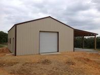 Image 3   ARK-LA-TEX Shop Builders of Texas