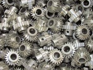 Complex machined parts in large volumes
