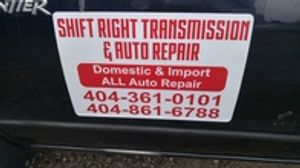 Image 3 | Shift Right Transmission and Auto Service