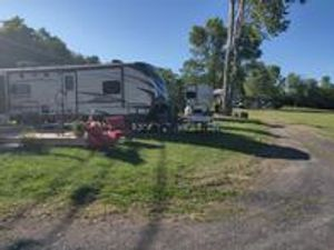 Keeler Bay Campground and Marina, Seasonal & Monthly rentals and slips on Lake Champlain Vermont
