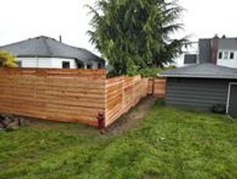 Fencing Contractor in Redmond, WA