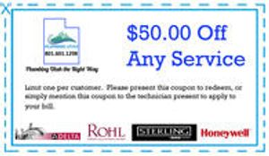 $50.00 off any plumbing service