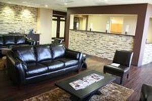 Waiting room for Texas Laparoscopic Consultants in Houston