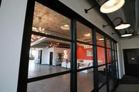 The interior of Web Design and Company, St Louis marketing company office.
