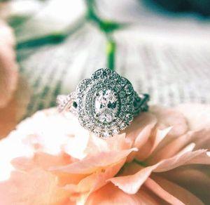 """""""Lake"""" Engagement Ring"""