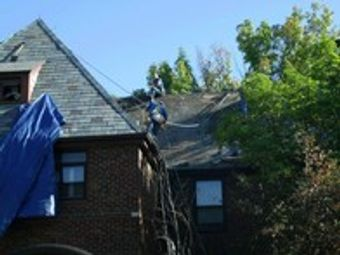 We can help update your home with a new roof!