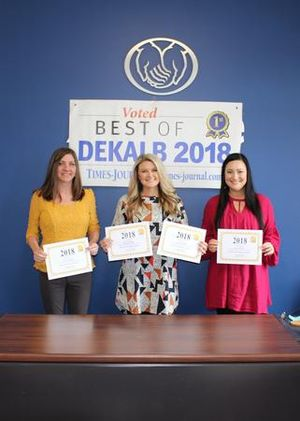 Thank you for voting us Best of DeKalb 2018 for Auto, Home, Life, and General Insurance!