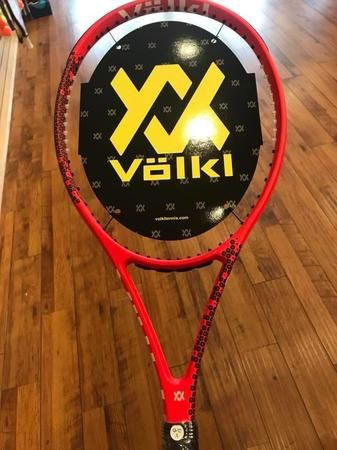 We have a great selection of tennis racquets.