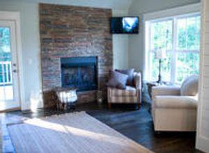 Quarter House Cottage Living Room