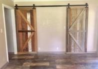 We do custom doors.