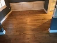 Wood flooring makes all the difference!
