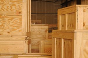 Complete Custom Crating Solutions for any project large or small, Residential or Commercial.