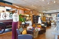 Our clothing boutique offers the seasons' best designer casual clothing.