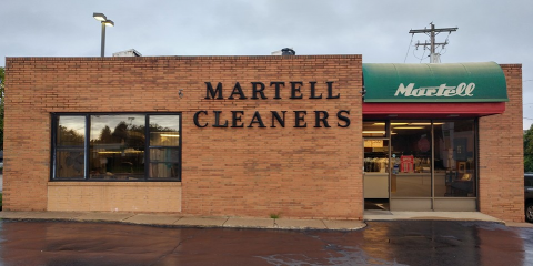 Martell Cleaners