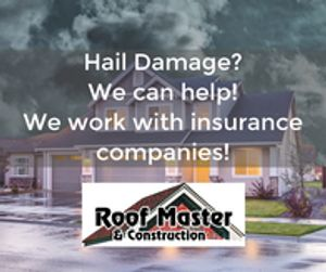 When it comes to your roofing service needs, we are the best roofing company to call! Whether you need roof repairs, roof replacement, or roof installation, we'll get you taken care of! We even specialize in hail roof damage repair and wind roof damage repair! Contact us today!