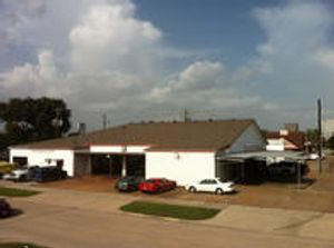 Exterior picture of our Shop!