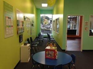 Dance room Lobby area