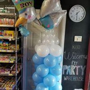 We have what you need for your party.