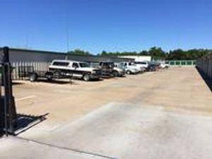 Car, boat, truck, trailer & RV storage