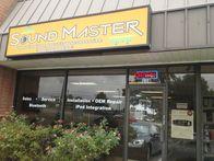 Our car audio shop!