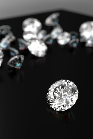 Kramar jewelry takes the time to inspect each diamond for clarity and quality. Rest assured you will get a beautiful diamond in whatever cut you would like.