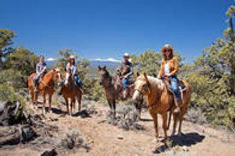 Horseback Riding with Brasada Trails