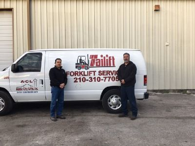 At our forklift dealer in San Antonio, TX, we offer the absolute best products that you can find on the market