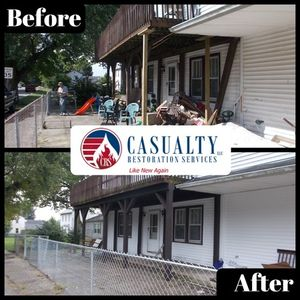 When it comes to your damage restoration needs, we are the ones to contact!