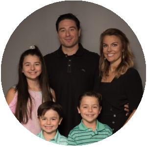 Pastor Michael & Shauna Smith and Family