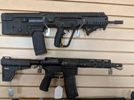 """Looking for a compact rifle without sacrificing barrel length? The X95 is the answer. Even with a 16.5 """" barrel the Tavor X95 is the same overall length as a 10.5"""" SBR or AR Pistol. Cold Hammer Forged 1:7 twist barrel and tritium night sights make this rifle ready for any mission."""
