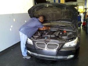 Auto Repair Shop, Marietta, GA 30008