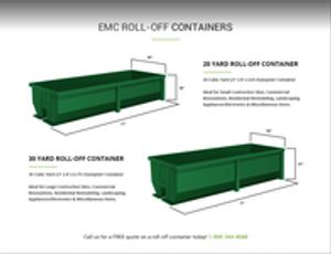Image 2 | EMC Rolloff and Dumpster