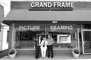 Grand Frame Inc. started in 1974!