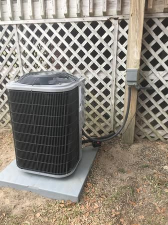 Contact us for AC repairs and installations!