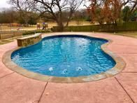 Oklahoma Pool Services installs above-ground pool liners in Oklahoma City, OK and the surrounding area.