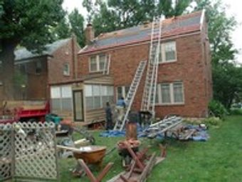 Get damage repaired by APEX Exterior Solutions!