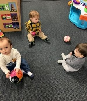 The Learning Academy Infant Play