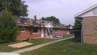 We can help repair storm damage!