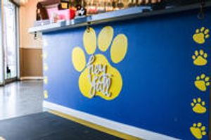 Our reception team gives the warmest greetings to our clients and their very special pets.