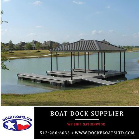 Boat Dock Supplier Austin, Texas. Contact Dock Floats Ltd in Austin for your FREE phone consultation: 512-266-6035