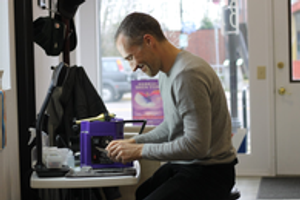 Sharpening service and scissor sales in the greater Portland, OR area.