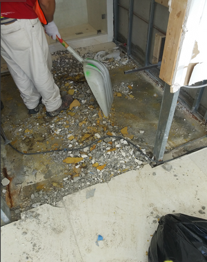 With SERVPRO of Brickell ready to respond to any size disaster, your water damage will be cleaned up in no time!
