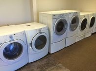 We offer a large selection of washers, dryers and more home appliances.